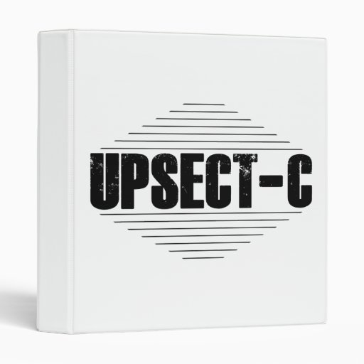 Whats up sexy?  UPSECT-C prank 3 Ring Binder