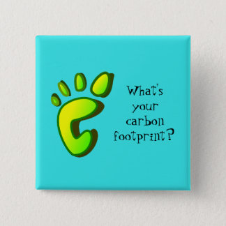 What's your carbon footprint? button