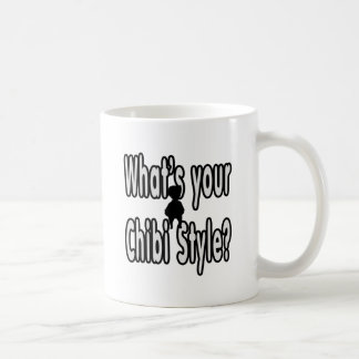Whats your Chibi Style? Mugs