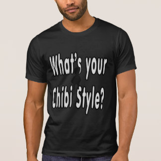 Whats your Chibi Style? T-Shirt