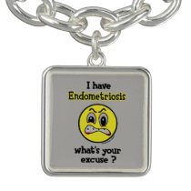 What's Your Excuse...Endometriosis Bracelet