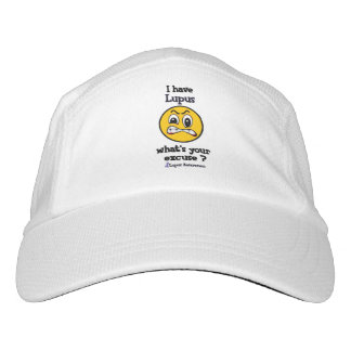 What's Your Excuse...Lupus Headsweats Hat