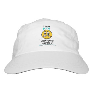 What's Your Excuse...PCOS Headsweats Hat