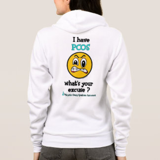 What's Your Excuse...PCOS Hoodie