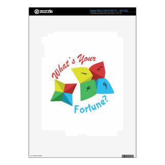 What's Your Fortune? Skins For iPad 3