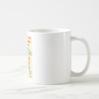 What's your hang time?  prisoners coffee mug