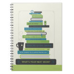 What's Your Next Book? Spiral Notebook