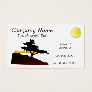 What's Your Pleasure Business Card