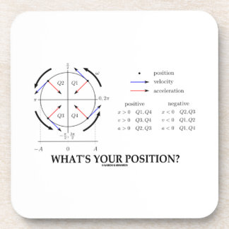 What's Your Position? (Angular Momentum) Coasters