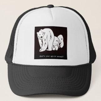what's your spirit animal? trucker hat
