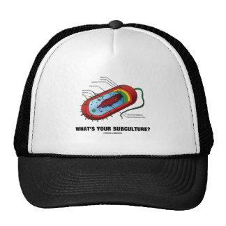 What's Your Subculture? (Prokaryote Bacterium) Trucker Hat