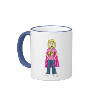 What's Your Super Power? Ringer Mug