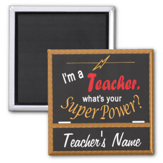 What's Your Super Power? | Teacher Magnet