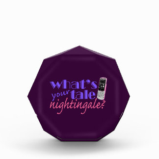 What's Your Tale Nightingale? Award