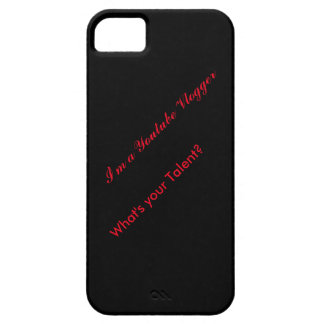 What's your Talent? iPhone SE/5/5s Case