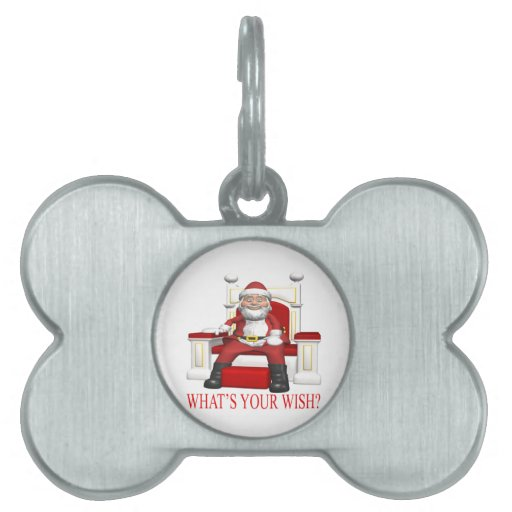 Whats Your Wish 2 Pet ID Tags