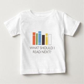 WhatShouldIReadNext.com merchandise Baby T-Shirt
