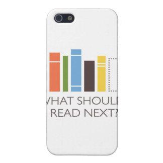 WhatShouldIReadNext.com merchandise Case For iPhone SE/5/5s