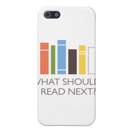 WhatShouldIReadNext.com merchandise Case For iPhone SE/5/5s