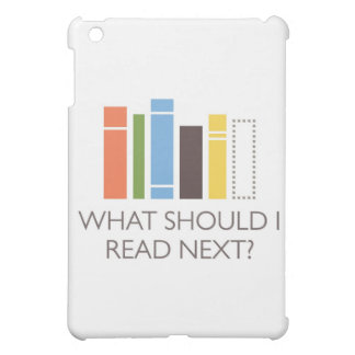 WhatShouldIReadNext.com merchandise Case For The iPad Mini