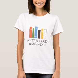 WhatShouldIReadNext.com merchandise T-Shirt