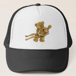WhatTeddyBearsHug100309 Trucker Hat