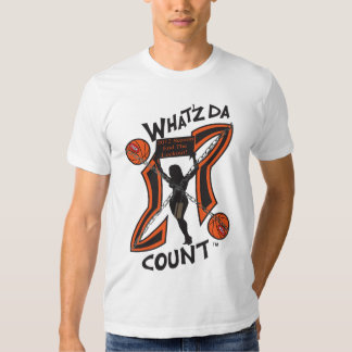 ¿WHAT'Z DA COUNT? End the Lockout let them Play! Tee Shirt