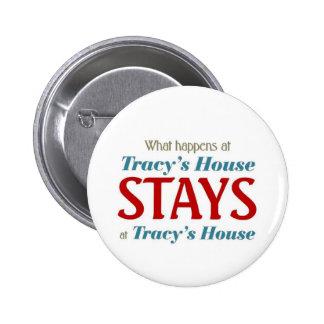 Whay sucede en la casa de Tracy Pin