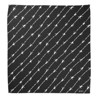 WHC - Barbed Wire Bandana