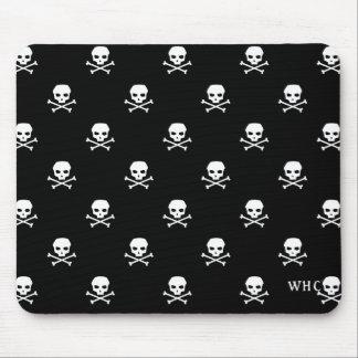 WHC - Skull Mousepad