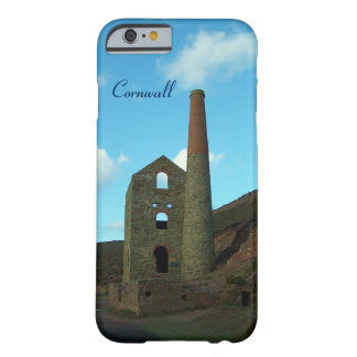Wheal Coates Mine Cornwall England Barely There iPhone 6 Case