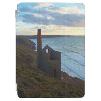 Wheal Coates Mine Cornwall England iPad Air Cover