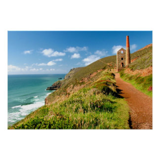 WHEAL COATS POSTER