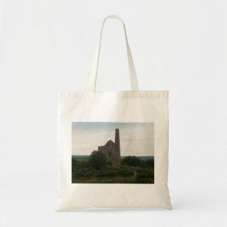 Wheal Peevor Cornish Tin Mine Photo 2 Tote Bag