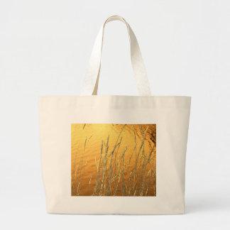 wheat canvas bag