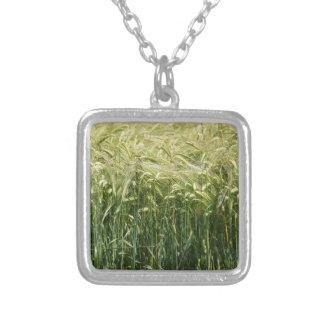 Wheat - beautiful! personalized necklace