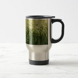 Wheat - beautiful! travel mug