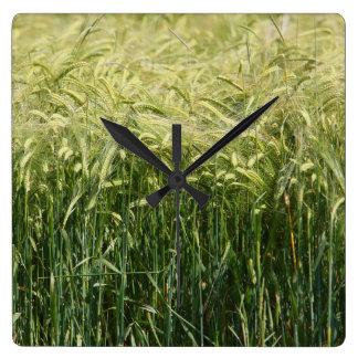 Wheat - beautiful wall clocks