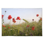 Wheat Ears And Poppy Flowers - Placemats