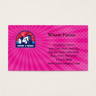Wheat Farms Business Card