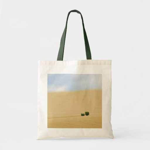 Wheat field and trees bag