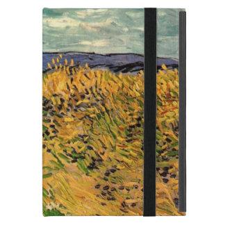 Wheat Field with Cornflowers by Van Gogh. iPad Mini Cases
