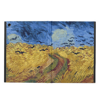 Wheat Field with Crows by Van Gogh iPad Air Cover