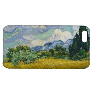Wheat Field with Cypresses by Vincent van Gogh Cover For iPhone 5C