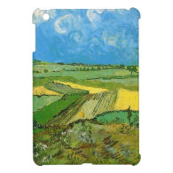 Wheat Fields at Auvers Under Clouded Sky iPad Mini Cases