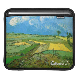 Wheat Fields at Auvers Under Clouded Sky, Vincent Sleeve For iPads