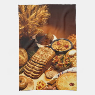 Wheat Foods Kitchen Towel