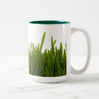 Wheat Grass Mug