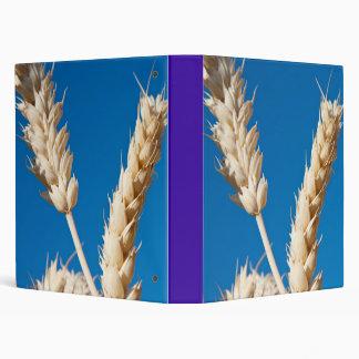 Wheat in the sky binder