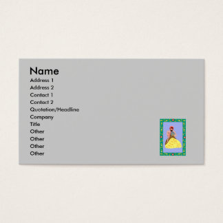 wheat merchant business card